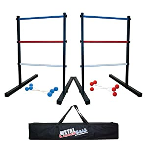 Maranda Enterprises Metal Ladderball Game by Ladderball