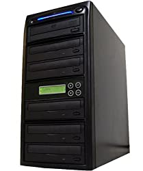 DVD Duplicator with Built-In Sony Burner (1 to 5)