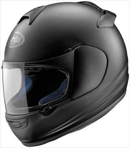 Arai Vector-2 Helmet (Black Frost, Large)