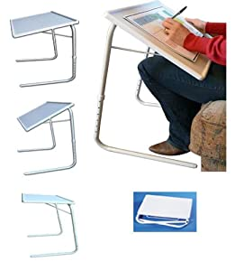 multi position white folding table unknown binding health personal care