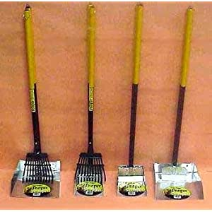 Rake Set by Four Paws at Amazon.com