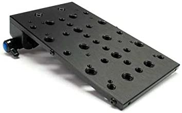 Redrock Micro microPod Accessory Plate for Mounting On-camera Accessories