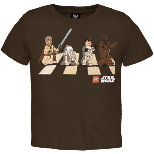 Lego Star Wars - Boys Crossing Zone Juvy T-Shirt Juvy - Medium Brown