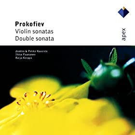 Sonata for Violin and Piano Op.80 in F minor : III Andante