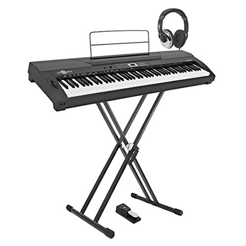 Stage piano SDP-4 Gear4music + supporto e pedale