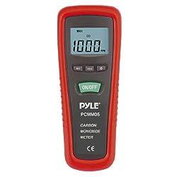 PYLE PCMM05 Carbon Monoxide Meter by Pyle