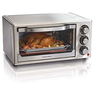 New - Hamilton Beach 31511 Toaster Oven - 31511