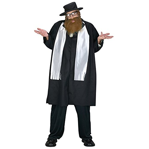 Rabbi Costume for Adult