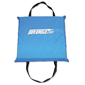 Sea Eagle USCG Approved Throwable PFD Boat Cushion