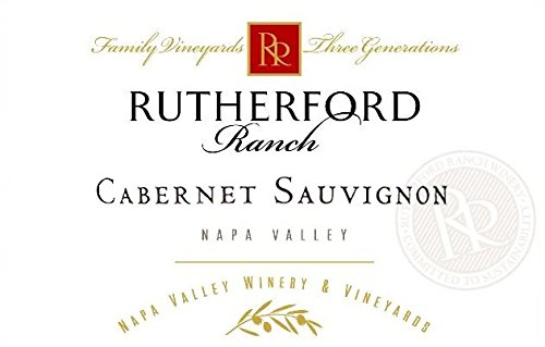 2012 Rutherford Ranch Napa Valley Cabernet Sauvignon 750 Ml