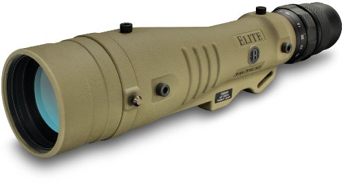 Bushnell Tactical Elite Lmss 8-40 X 60Mm Roof Prism Lightweight Modular Spotting Scope, Tan
