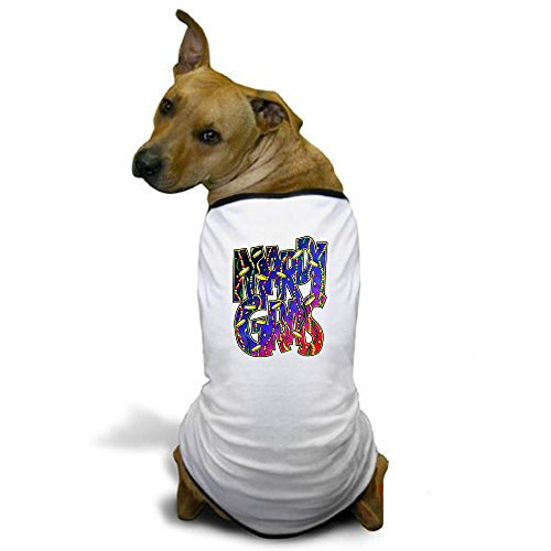Royal Lion Dog T-Shirt Mardi Gras Fat Tuesday with Beads