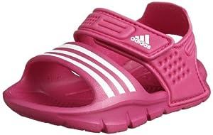 Adidas Schuhe Baby Akwah Kinder Badeschuhe 8 I vivber/runwh, Größe Adidas:27
