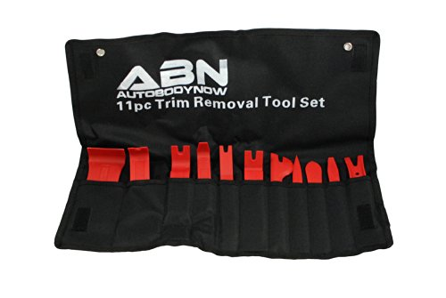 ABN Premium Auto Trim Removal Tool Kit - 11 Piece