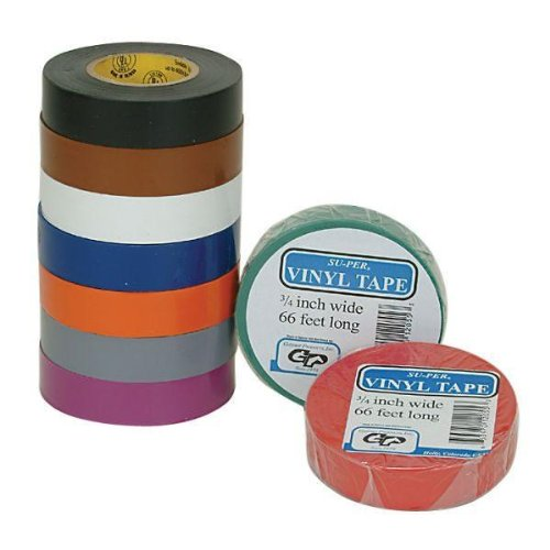 Vinyl Platic Tape - Gray