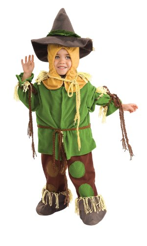 Wizard Of Oz Toddler Scarecrow Costume front-1018467