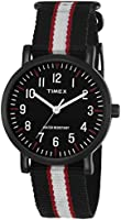 Timex OMG Analog Black Dial Unisex Watch - TWEG15409