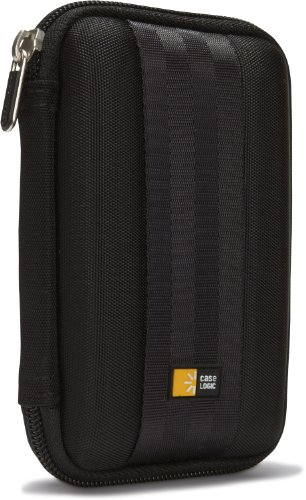 Case Logic Portable EVA Hard Drive Case QHDC-101 (Black)