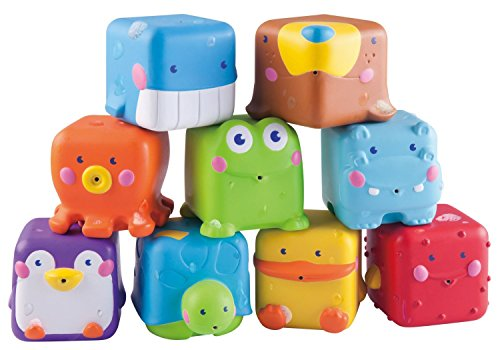 Stack'n Squirt Pals (Set of 9)