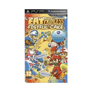 Fat Princess Psp from Sony