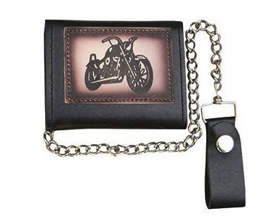Men's AL3272 Tri-fold wallet One Size Black