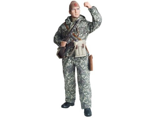 Buy Low Price Dragon Vladimir Red Army Scout, Austria Sprin 12 inch Action Figure by Dragon (B000M200QK)