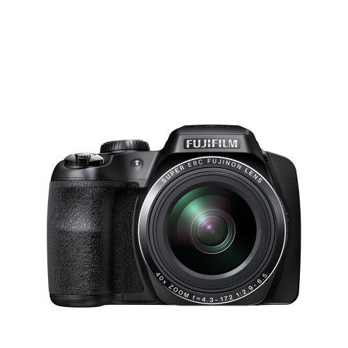 Fujifilm FinePix S8200 Digital Camera - Black (16.2 MP Black Friday & Cyber Monday 2014