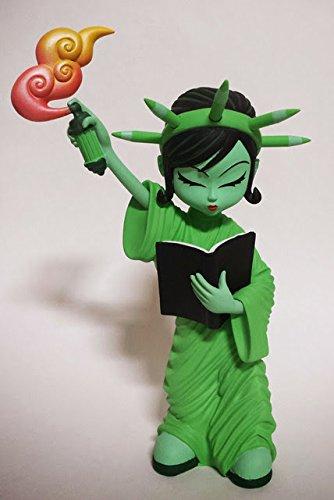 Little Liberty Vinyl Toy Figure Erick Scarecrow Esc Toys