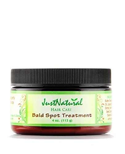 Bald-Spot-Treatment