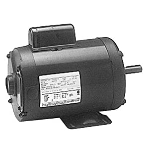 Ao Smith Cp1202l Air Compressor Motor 2 Hp Electric