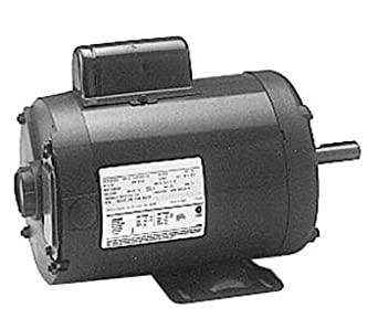 Ao smith cp1202l air compressor motor 2 hp electric for 2 hp compressor motor