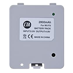 Wii Fit Rechargeable Battery Pack For Balance Board