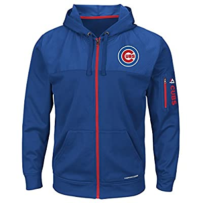 Majestic Chicago Cubs Payback Moment Men's Jacket