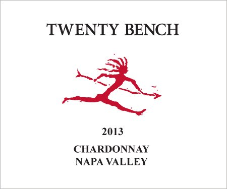 2013 Twenty Bench Chardonnay 750 Ml