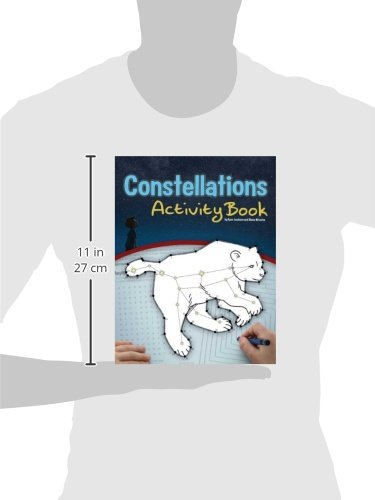 Constellations Activity Book (Color and Learn)