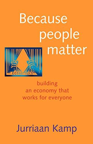 Because People Matter, Kamp, Jurriaan