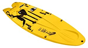 Origami Paddler Folding Stand Up Paddleboard, Lime Green by Origami Paddler