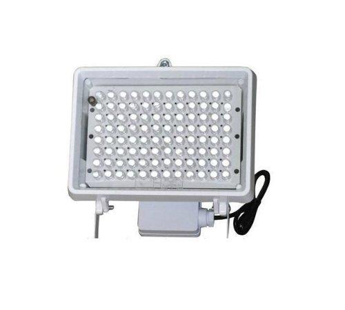 LED Illuminateur lampe IR CCTV vision nocturne infrarouge lumière 850nM 100m sécurité lampe caméra d'assistance Grand Angle 96leds