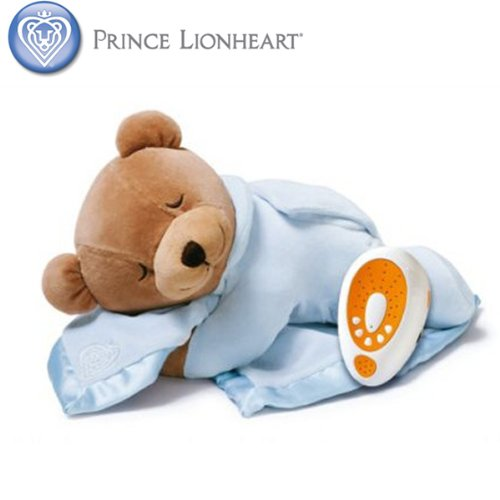 PrinceLionheart Slumber bear【blue】スランバーベアプラス/プリンスライオンハート/ブルー/男の子/出産祝い/赤ちゃん夜泣き対策
