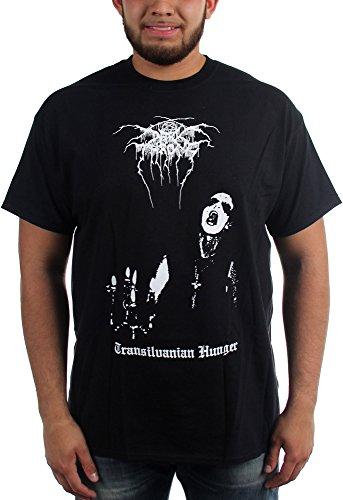 Dark Throne -  T-shirt - Uomo nero X-Large