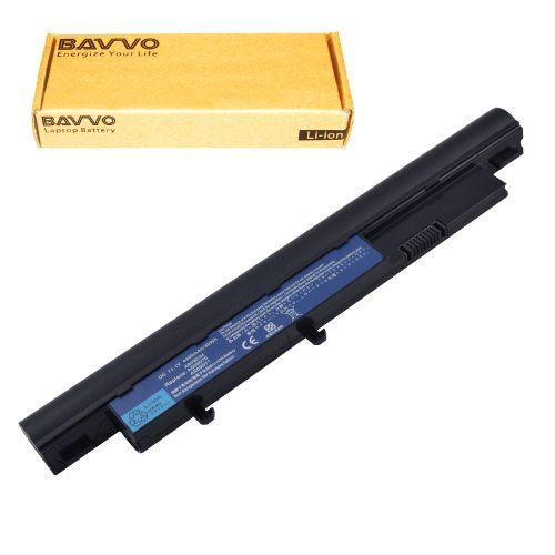 ACER Aspire MS2272 Laptop Battery - Stiff Bavvo� 6-cell Li-ion Battery