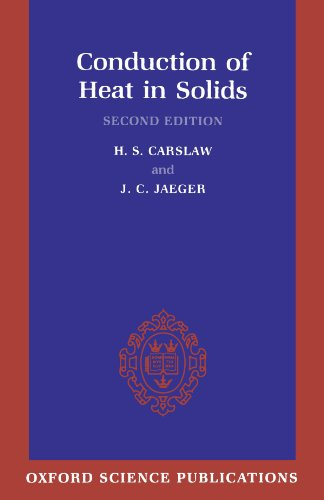 Free online books you can download Conduction of Heat in Solids DJVU CHM iBook