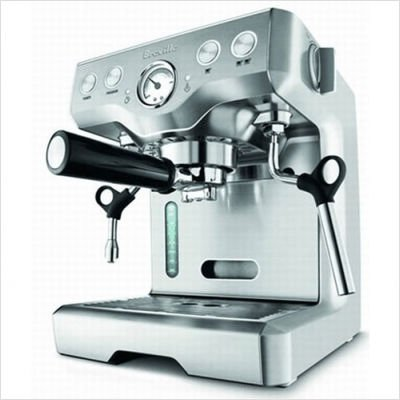 BES830XL Die-Cast Programmable Espresso Machine
