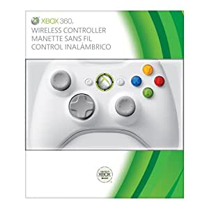 Xbox 360 Special Edition White Wireless Controller
