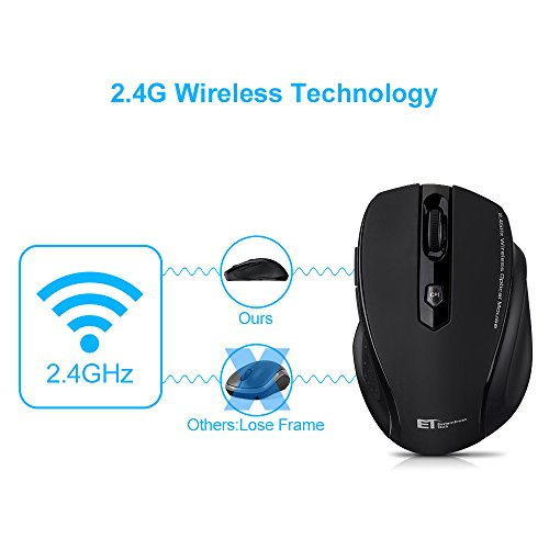 zhizhu 2 4g wireless portable mobile mouse optical mice with usb receiver 5 adjustable dpi. Black Bedroom Furniture Sets. Home Design Ideas