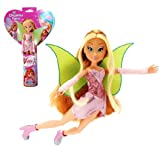 Winx Club - Charmix Fairy Doll - Flora 28cm