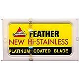 Feather Double Edge Blades