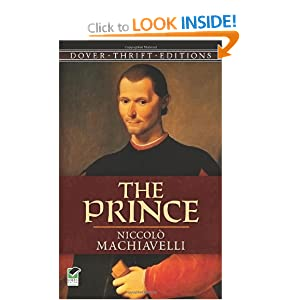 the concept of virtue in machiavellis book the prince The prince is a treatise, which is just a dressy way to say really long discussion of an idea since that idea is the problem of ruling a nation, and machiavelli is.
