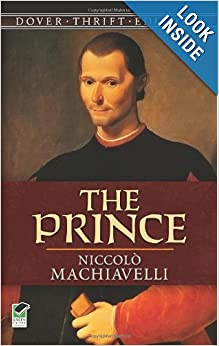 The Prince (Dover Thrift Editions) by Niccolò Machiavelli and N. H. Thompson