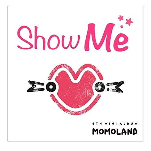 CD : Momoland - 5th Mini Album : Show Me (incl. 52-page Booklet + 2 Photocards) (With Booklet, Photos, Asia - Import)